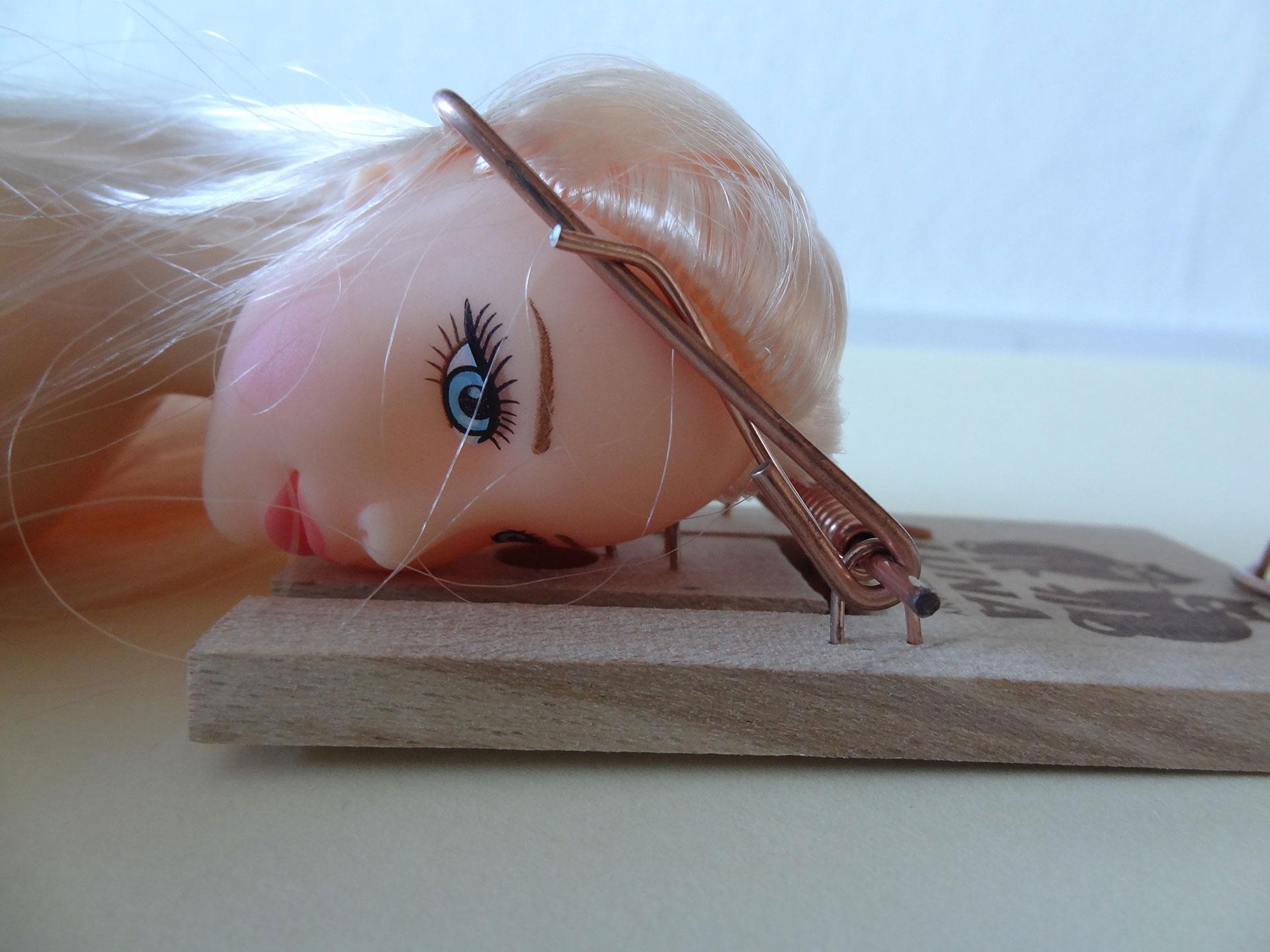 barbie-mausefalle